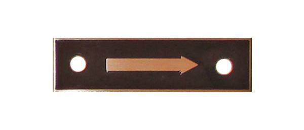 Placa de Identificação de Máquinas